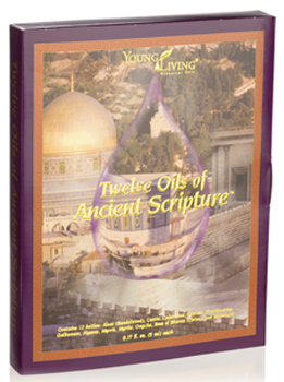 Twelve Oils of Ancient Scripture Kit