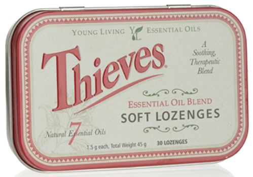 Thieves Soft Lozenges - 30 ct