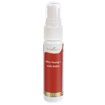 Ultra Young + Oral Spray with DHEA - 1 oz
