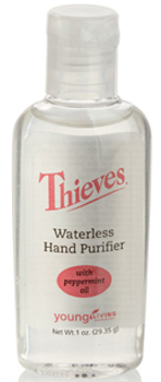 Thieves Waterless Hand Purifier - 1 oz
