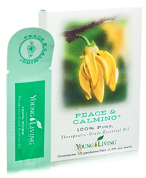 Peace & Calming Essential Oil Sample - 10ct