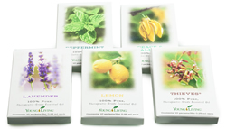 Essential Oil Sample Packets 5-Pack (Assortment)