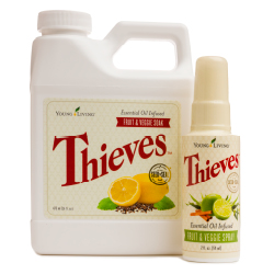 Thieves Fruit & Veggie Combo Pack