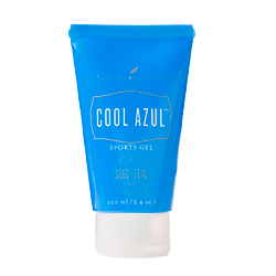 Cool Azul Sports Cream