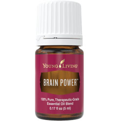 Brain Power Essential Oil - 5 ml