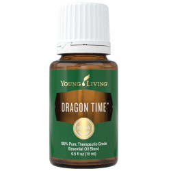 Dragon Time Essential Oil - 15 ml