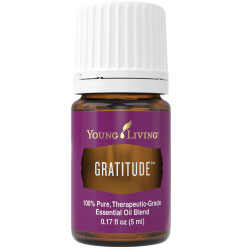 Gratitude Essential Oil - 5 ml