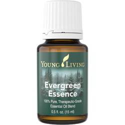 Evergreen Essence Essential Oil - 15 ml