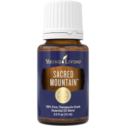Sacred Mountain Essential Oil - 15 ml