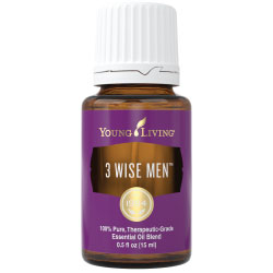 Three (3) Wise Men Essential Oil - 15 ml