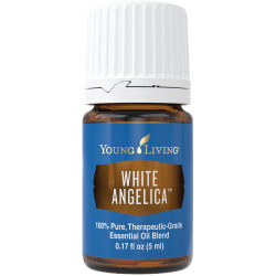 White Angelica Essential Oil - 15 ml