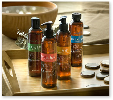YOUNG LIVING - massage-oils