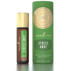 Stress Away Roll-On - 10 ml