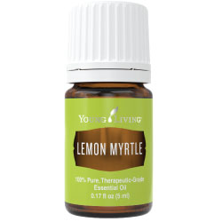 Lemon Myrtle Essential Oil - 5ml
