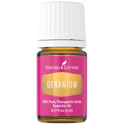 Geranium Essential Oil - 15 ml